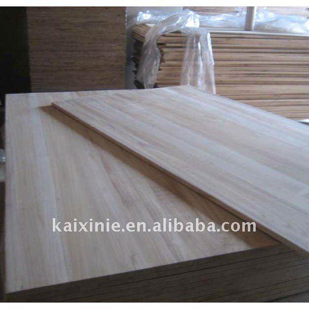 Original finger joint pine wood from Heze City of China