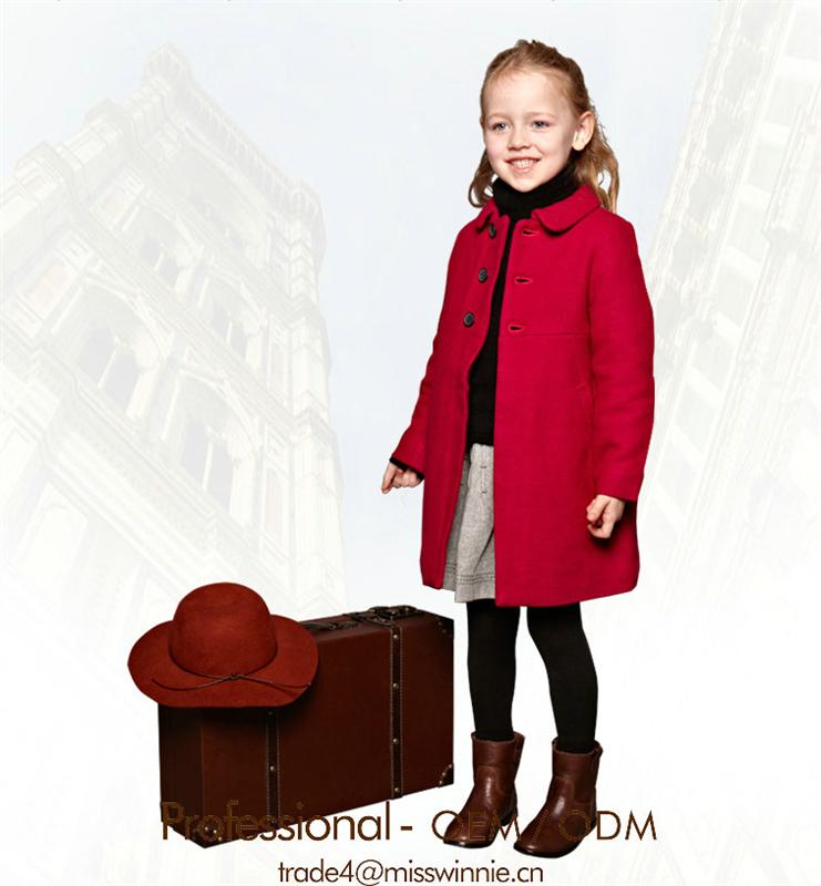kids winter clothes 2017 the classical wool jacket