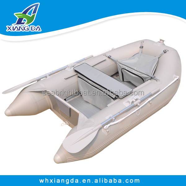2015 China Factory CE Certificate Large PVC Brig Inflatable Boat