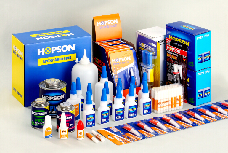 Hopson high quality cyanoacrylate Super Glue glue