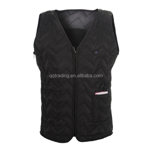 Battery heated jacket far infrared 7.4V with rechargeable battery