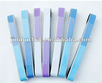 nail buffer file 4way natural acrylic false nails