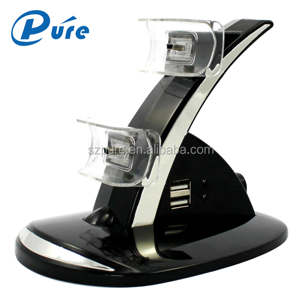 for PS3 Controller Charger Station for Playstation Charger Dock Dual Charger for PS3