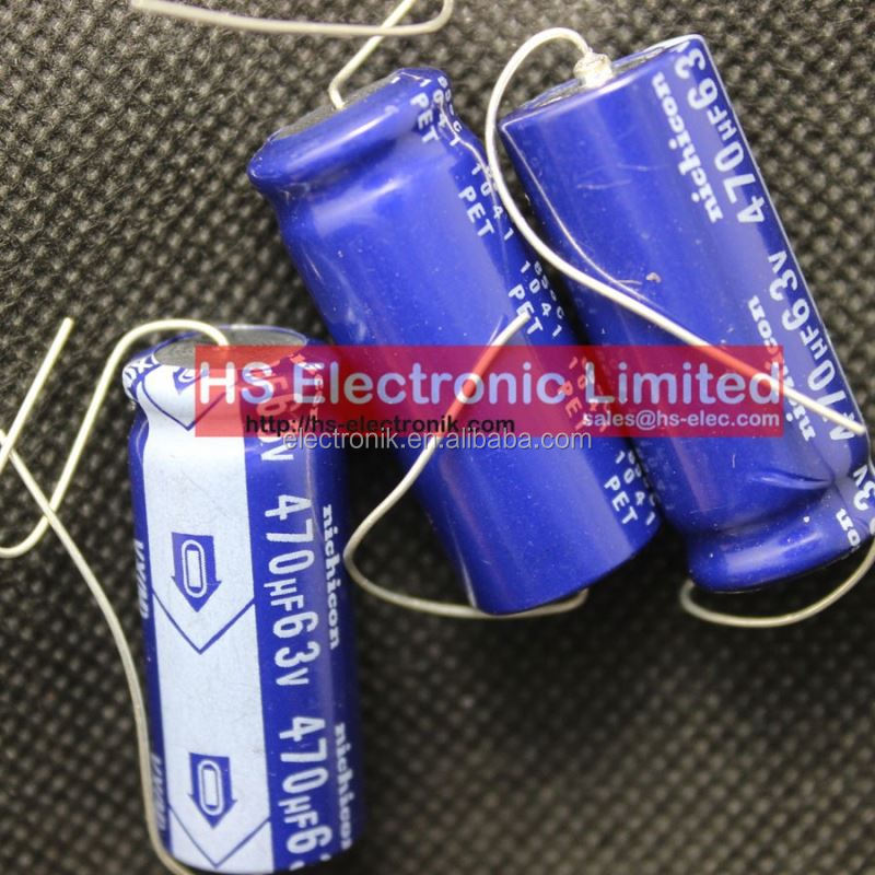 470UF63V Axial Tape Electrolytic Capacitor