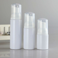 free sample 30ml 50ml 60ml plastic pump foam bottle for lotion