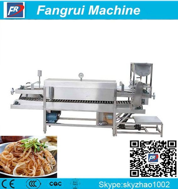 nutrition steamed commercia cold noodle making machine