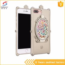 Latest design top sale flexible price for iphone 7 mirror phone case