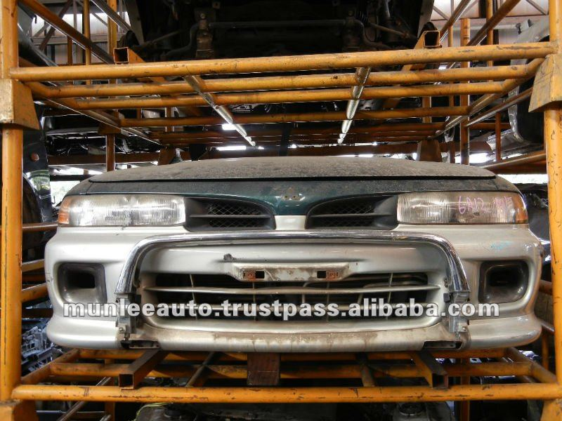 JDM Used Galant 6A12 Turbo Front Clip