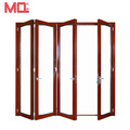 Guangzhou manufacturer aluminium folding door price
