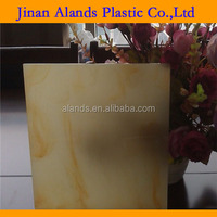 marble finished acrylic sheet PMMA transparent cast acrylic sheet