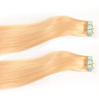 China Supplier 100% Peruvian Invisible Tape Hair Extensions