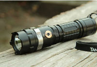 Best police department supply good bicycle LED light flashlight torch TANK007 TR01