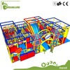 2014 big slides soft preschool indoor playground