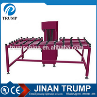 Good price glass straight line edging machine from china