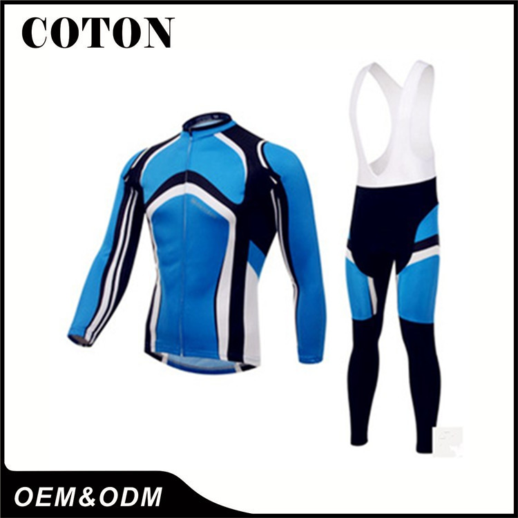 Custom Man Sport Clothing Cycling Jersey