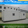 prefabricated house/containers casas/flat pack container home