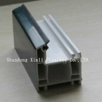 China quality upvc profiles to make windows waterproof and environment friendly