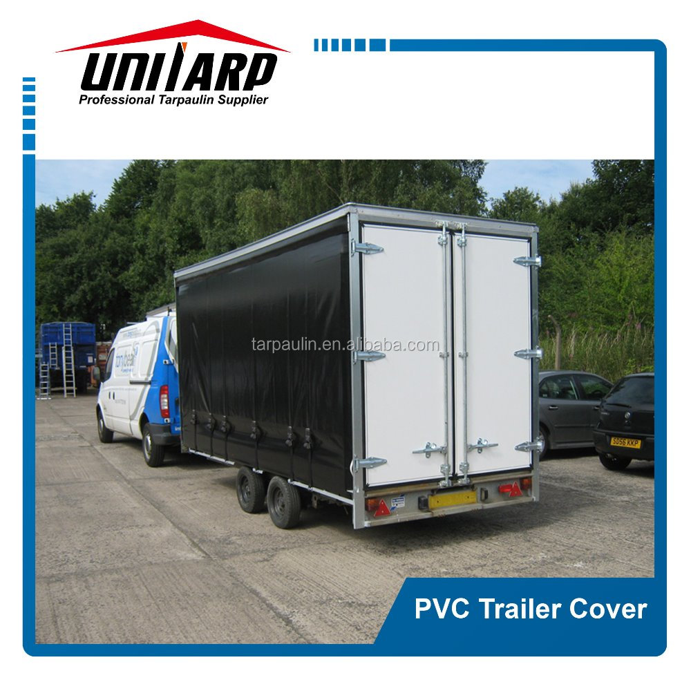 Beal CBR build trailer curtain sided body cover