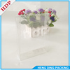 Factory Custom PVC Clear Packaging Transparent Storage Box