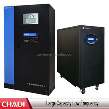 online 3 phase uninterruptible power supply system 400k