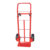 Supermarket storage travel use folding hand pull truck trolley for sale
