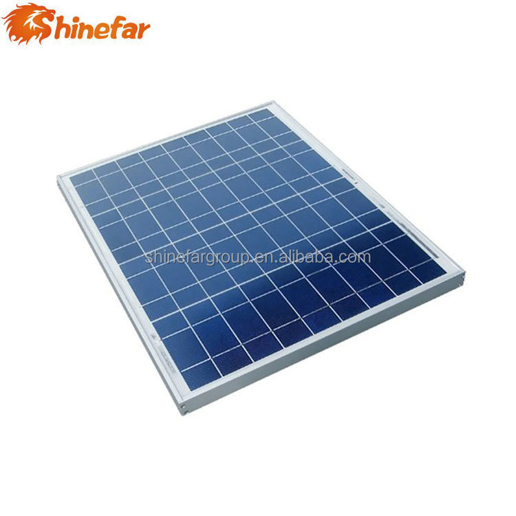 Maximum power current 4A china cheap highly efficient roof solar panel