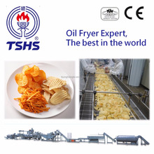 New Products 2016 Industrial Automatic Banana Chips Processing Machine