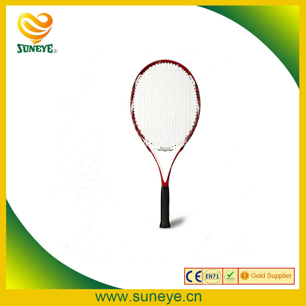 custom tennis racket grips high quality Aluminium Alloy tennis racket head