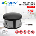 Aosion advanced 360 degree ultrasonic rodent and insect repeller