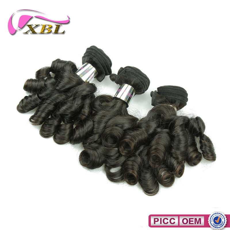 2016 New Arrival Fumi Hair Styles Real Human Hair Extensions Weave