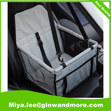 Professional factory customize high quality pet car booster seat