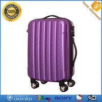 Guangzhou best brand eminent travel bag trolley luggage bag