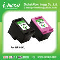 Discount printer ink cartridges for HP 61XL BK(CH563W)/61XL C(CH564W)/61 BK(CH561WN)/61 C(CH562WN)