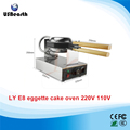 professional electric Chinese eggettes puff waffle iron maker machine bubble egg cake oven 220V 110V