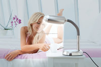 Eye protection modern desk lamp