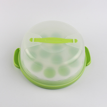Chinese Supplier Collapsible Round Cupcake Carrier