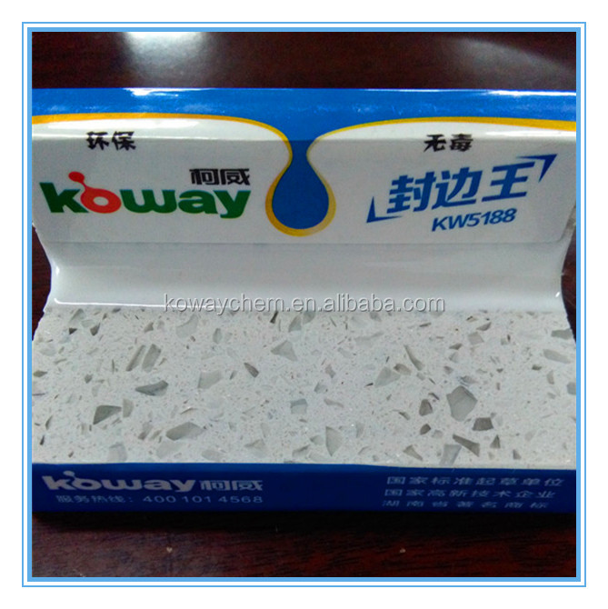 Waterproof mouldproof epoxy sealant better than silicone sealant