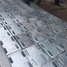 Embedded Plate Used for Precasting Concrete
