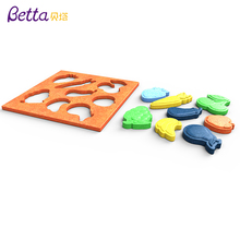 Commercial Safety Playground Toys Colorful Large EPP Building Blocks