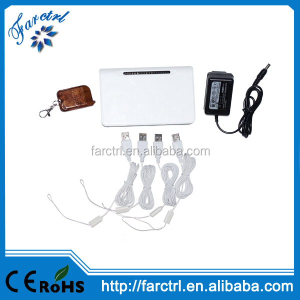 Multi-function FC165A Security Display Device For Mobile Phone Shop Anti-theft