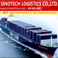 container shipping LCL/FCL china shipping consolidator to LOS ANGELOS