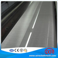 304 306 316 Stainless Steel Welded Wire Mesh Screen