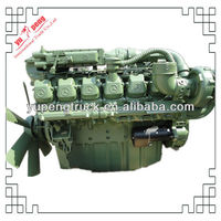 Best selling MERCEDES BENZ used diesel engine assembly OM444LA for sale