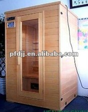 Confortable best quality and lower price outdoor sauna steam room