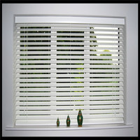 custom office external decorative pvc slat window venetian curtain blind