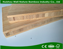 Strength Carbonized Strand Woven Bamboo Plywood