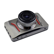 1080P Hd Car Dvr Gs8000 + Gps+2.7' Lcd +170 Degree+Cycling Digital Camera + Night Vision Camera