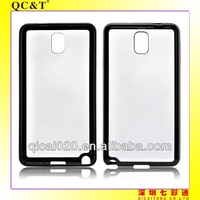 TPU+PC Case For Samsung galaxy note3/N9000