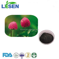 High Quality Red Clover Extract Isoflavones 2.5% 8% 20% 30% Powder by HPLC