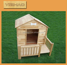 Hot Sale Made-in-China Wooden Dog House,double dog cage